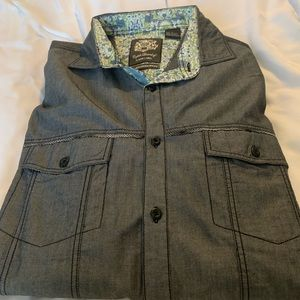 Men's English Laundry button up shirt